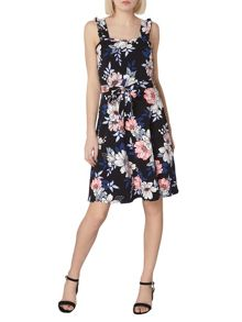 Dorothy Perkins Floral Ruffle Sundress