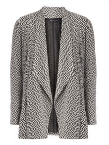 Dorothy Perkins Waterfall Throw On Jacket
