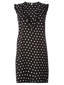Dorothy Perkins Spot Shift Dress