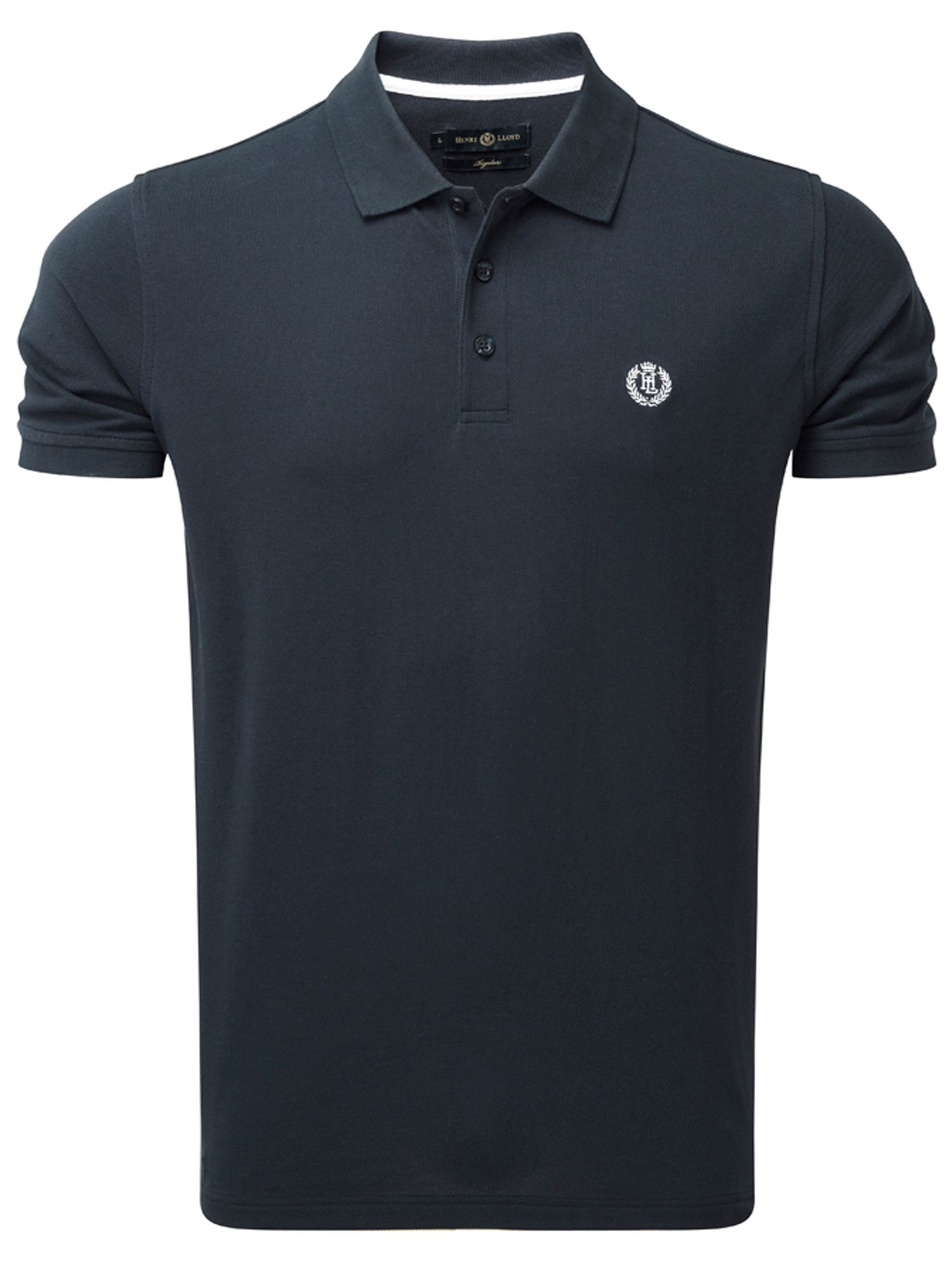 Men's Henri Lloyd Cowes Regular Polo, Blue