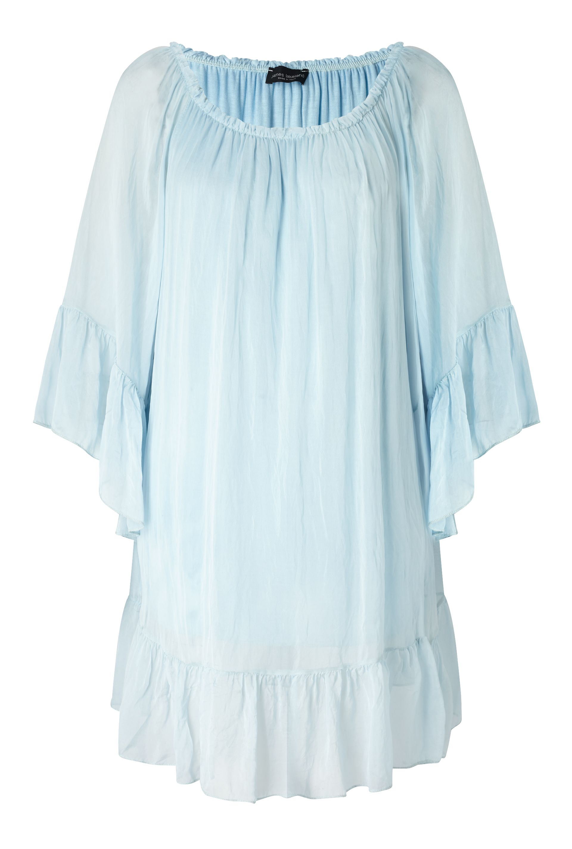 James Lakeland Silk Tunic, Blue