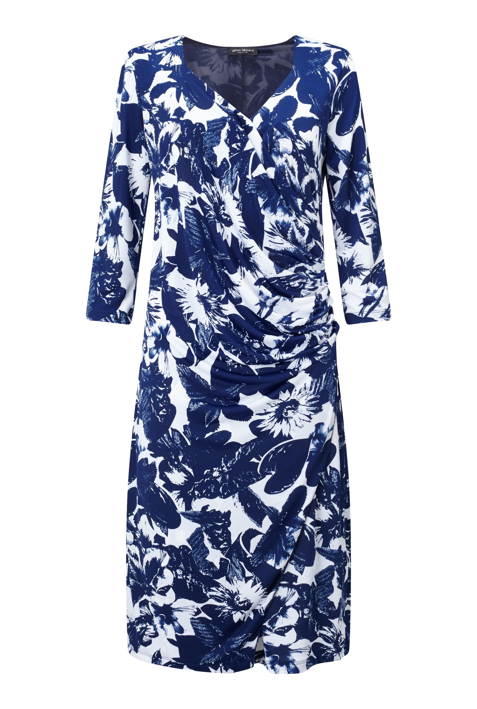 James Lakeland Wrap Dress, Blue