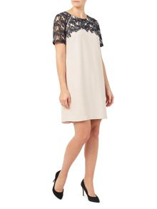 Jacques Vert Lace Applique Tunic