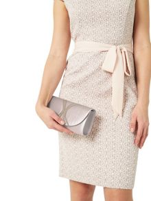 Jacques Vert Piped Clutch Bag