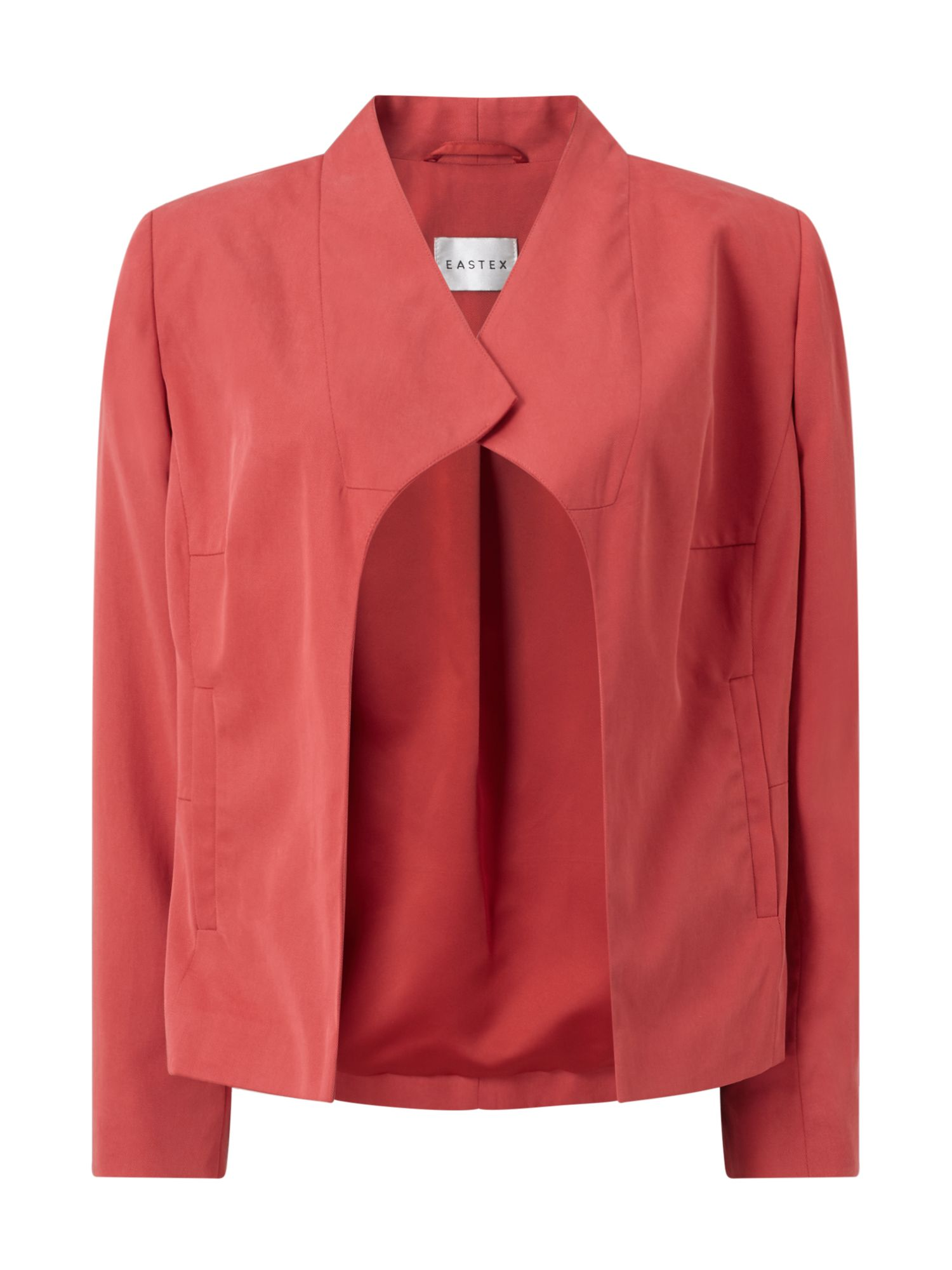 Eastex Soft Tencel Jacket, Red