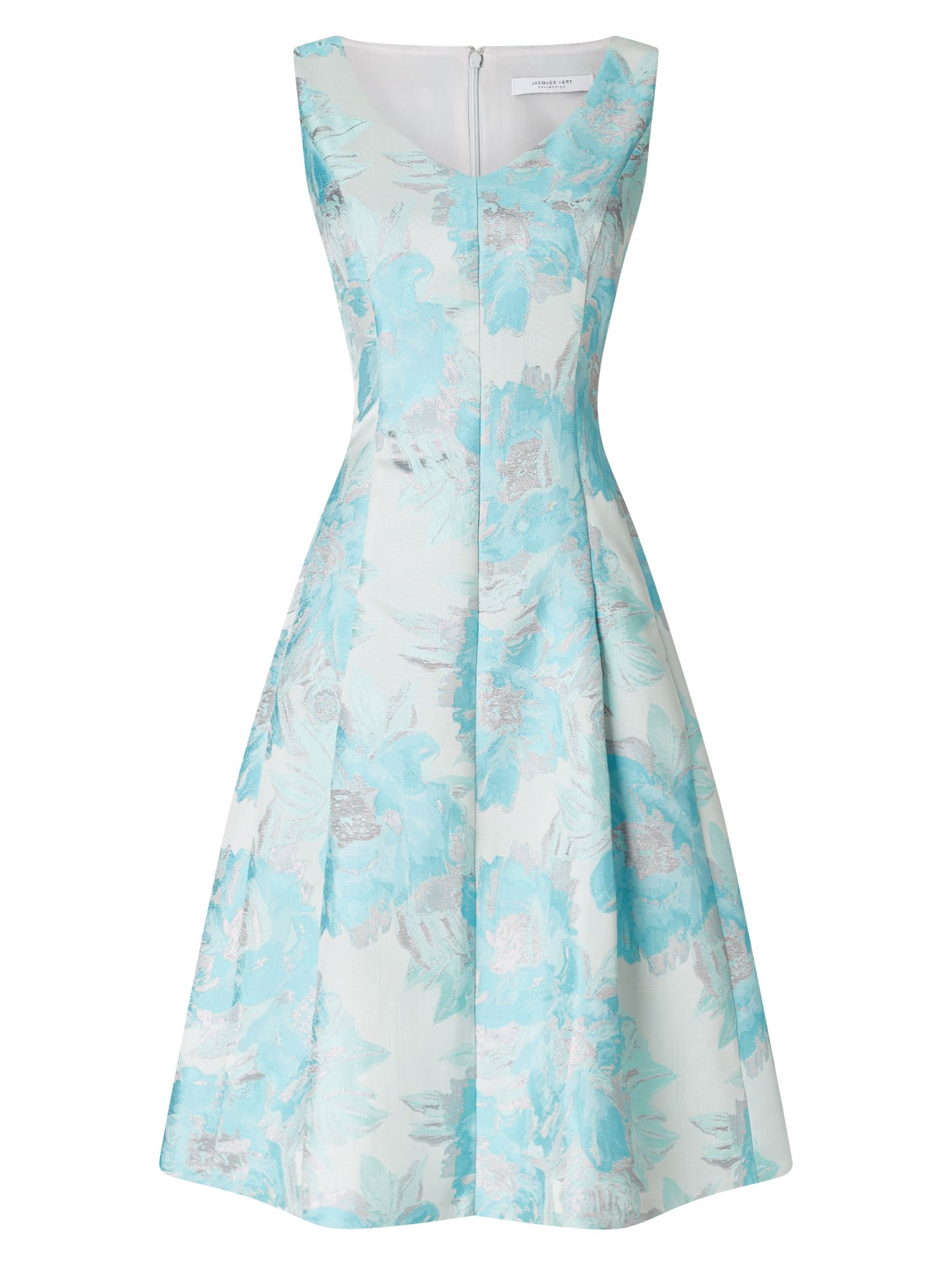 Jacques Vert Jacquard Prom, Multi-Coloured