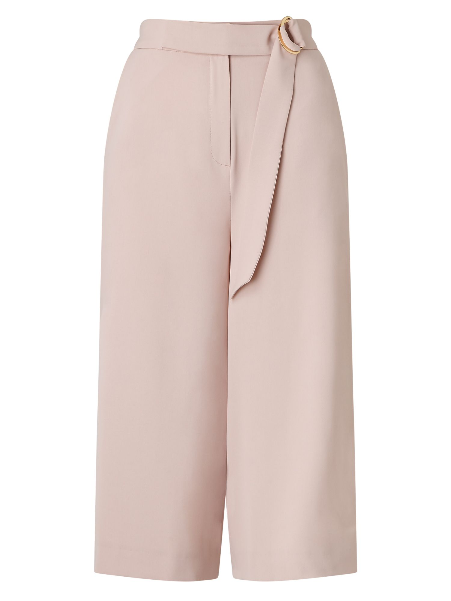 Eastex Belted Culottes, Pink