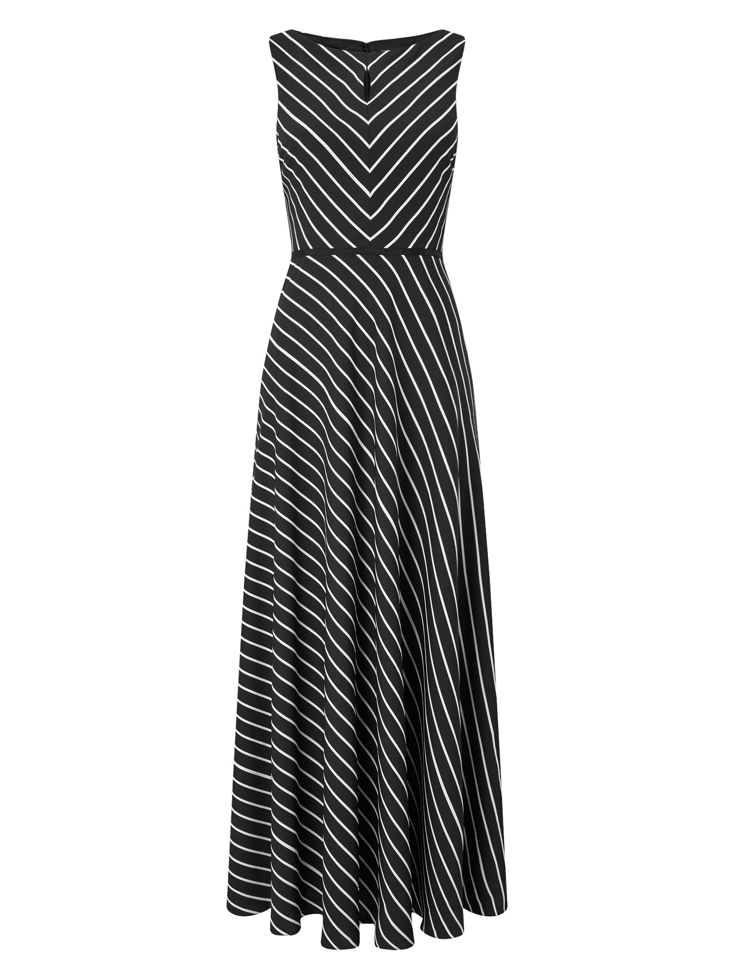 Precis Petite Petite Woven Stripe Maxi Dress, Multi-Coloured