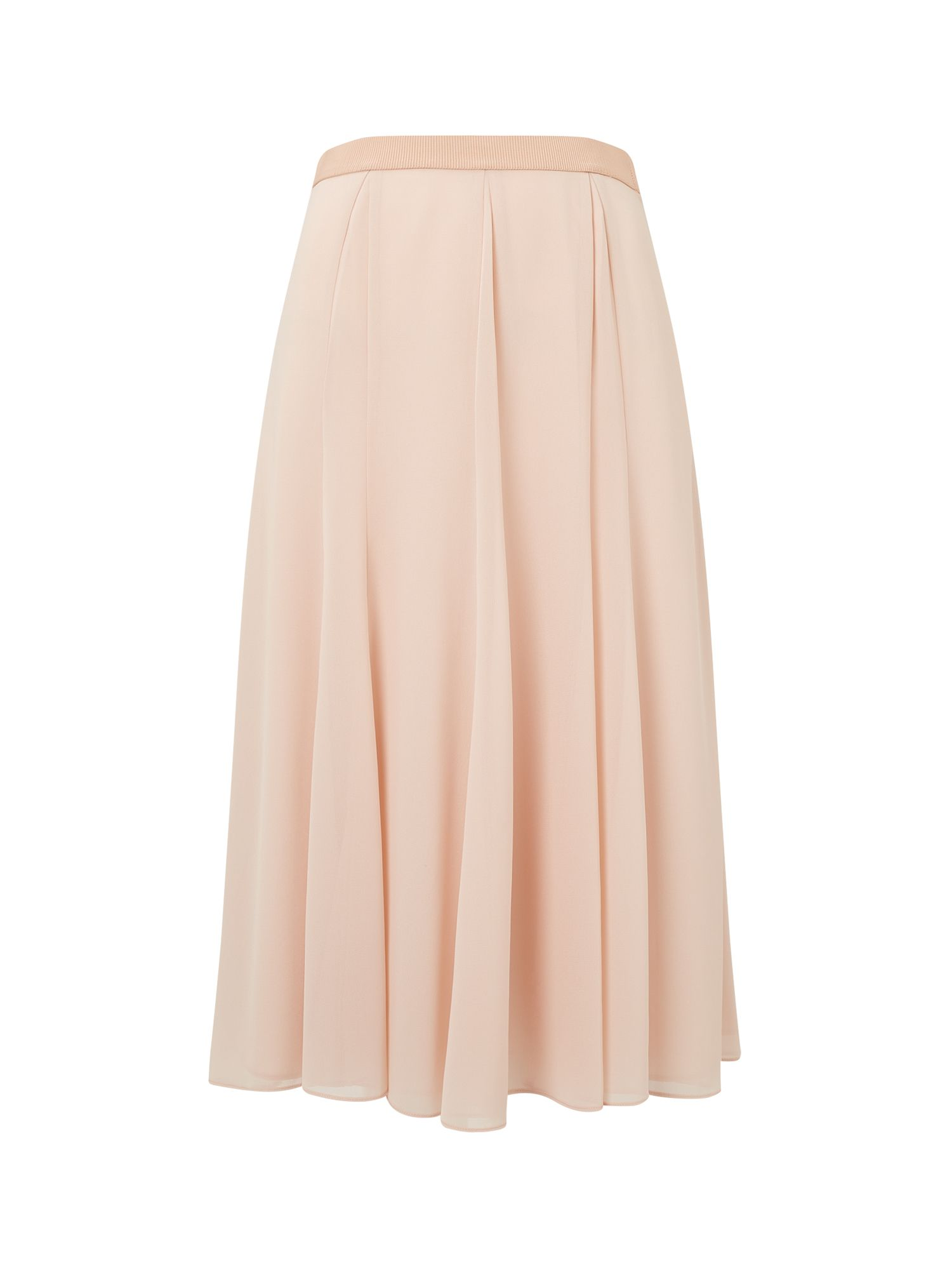Jacques Vert GRACIE CHIFFON SKIRT, Neutral