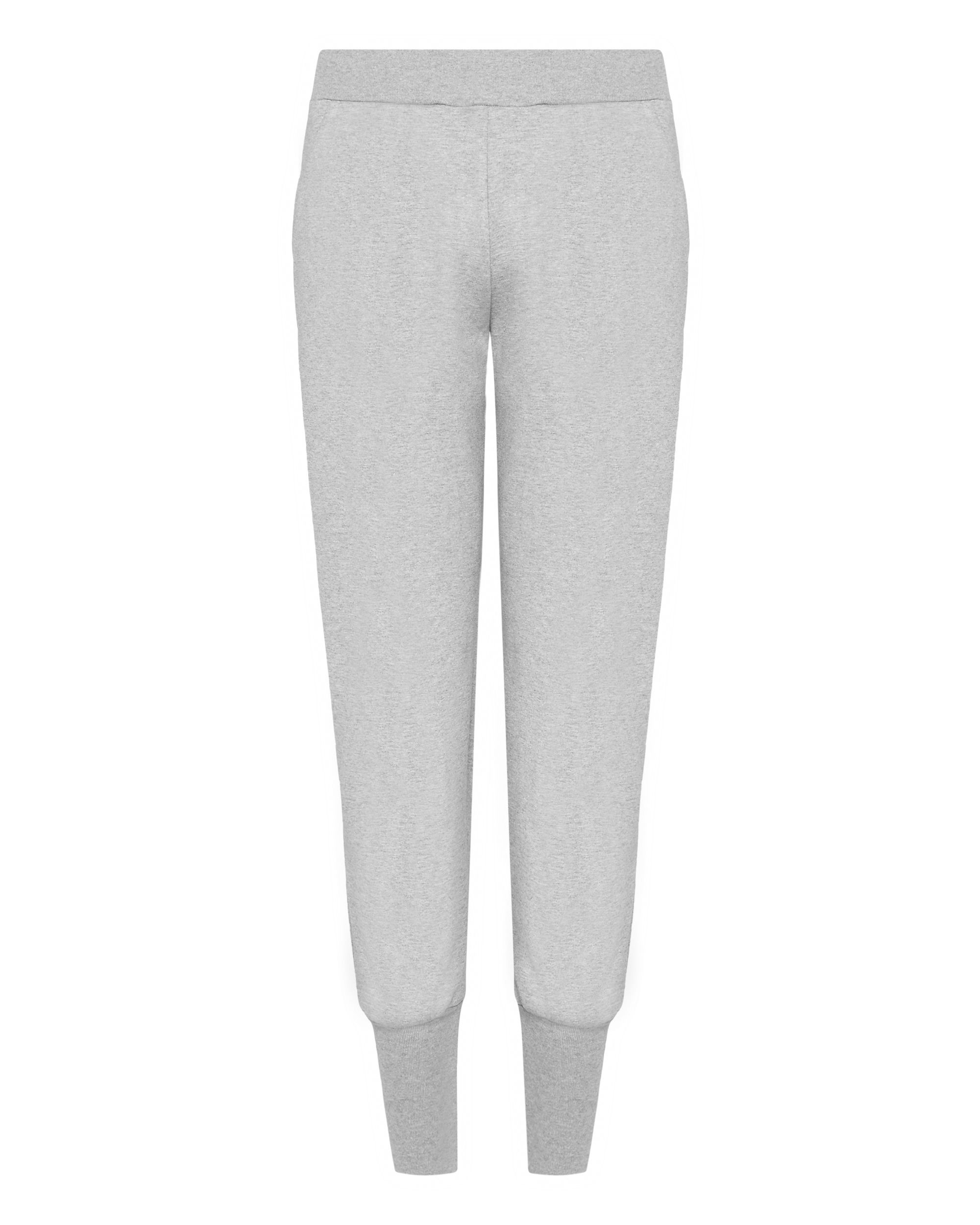 Ted Baker Radonna Ribbed Cuff Jogger Bottoms, Light Grey