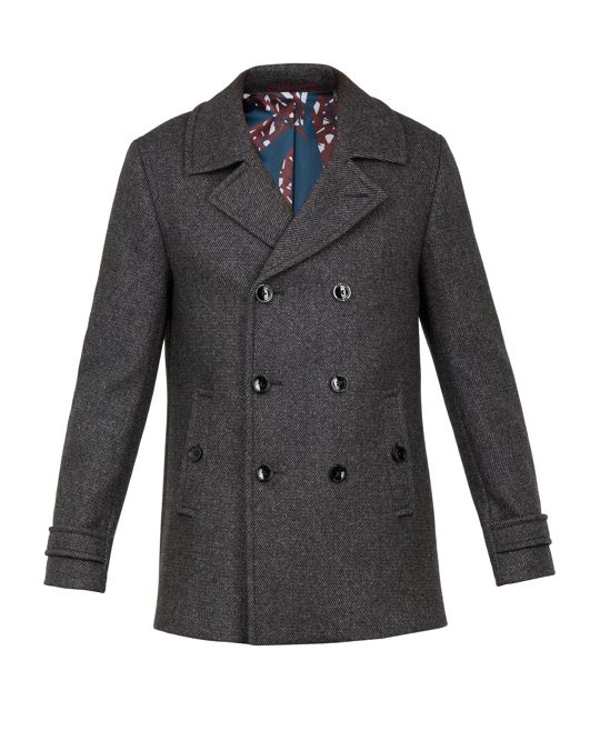 Ted Baker Grilld Core Peacoat