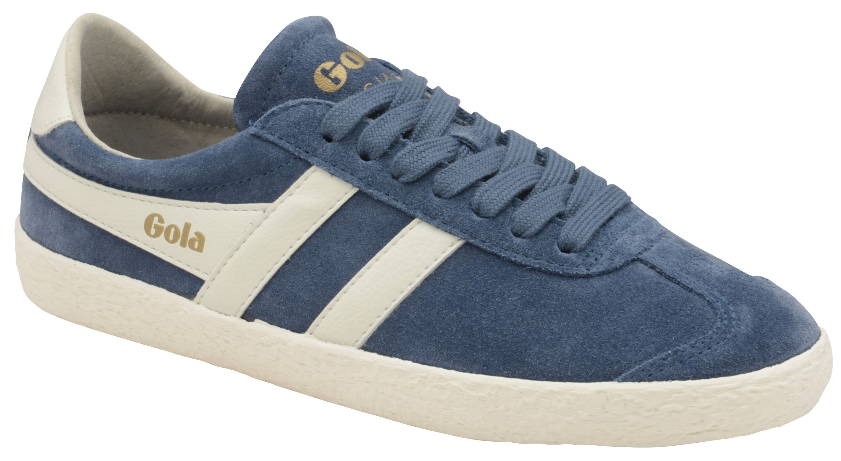 Gola Specialist Lace Up Trainers, Baltic Blue