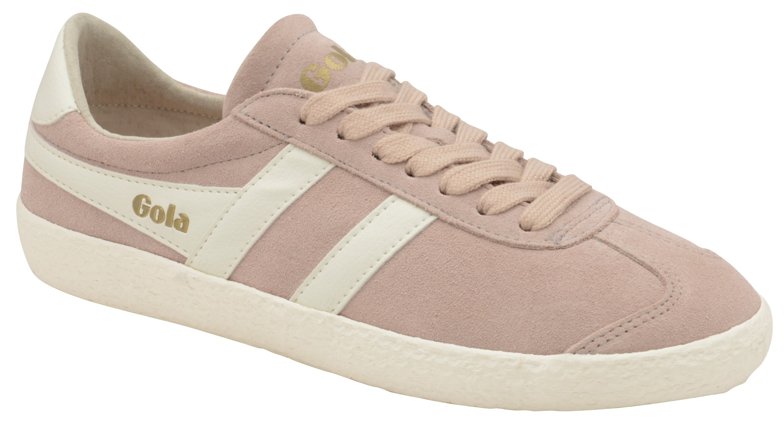 Gola Specialist Lace Up Trainers, Blossom