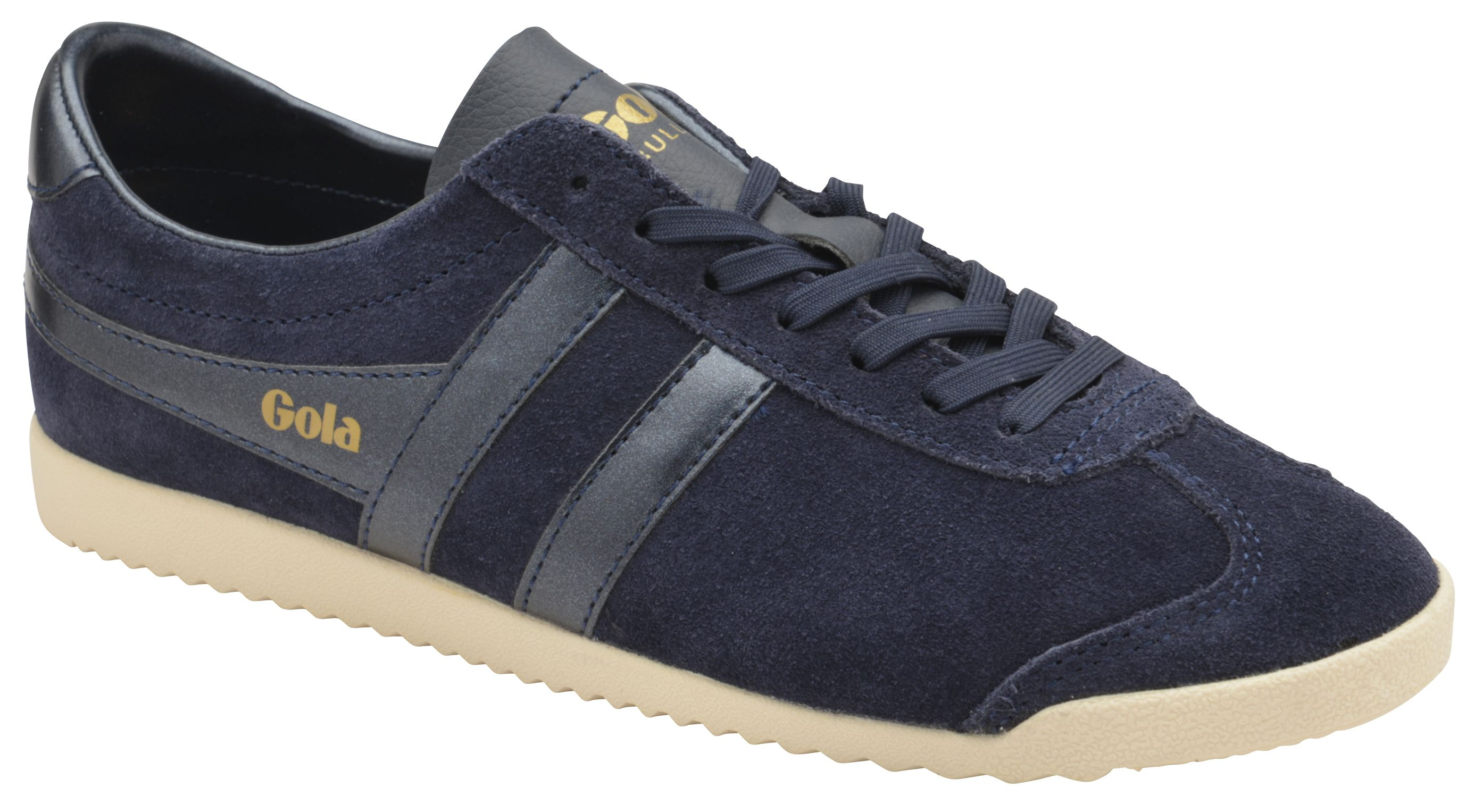 Gola Bullet Pearl Lace Up Trainers, Blue