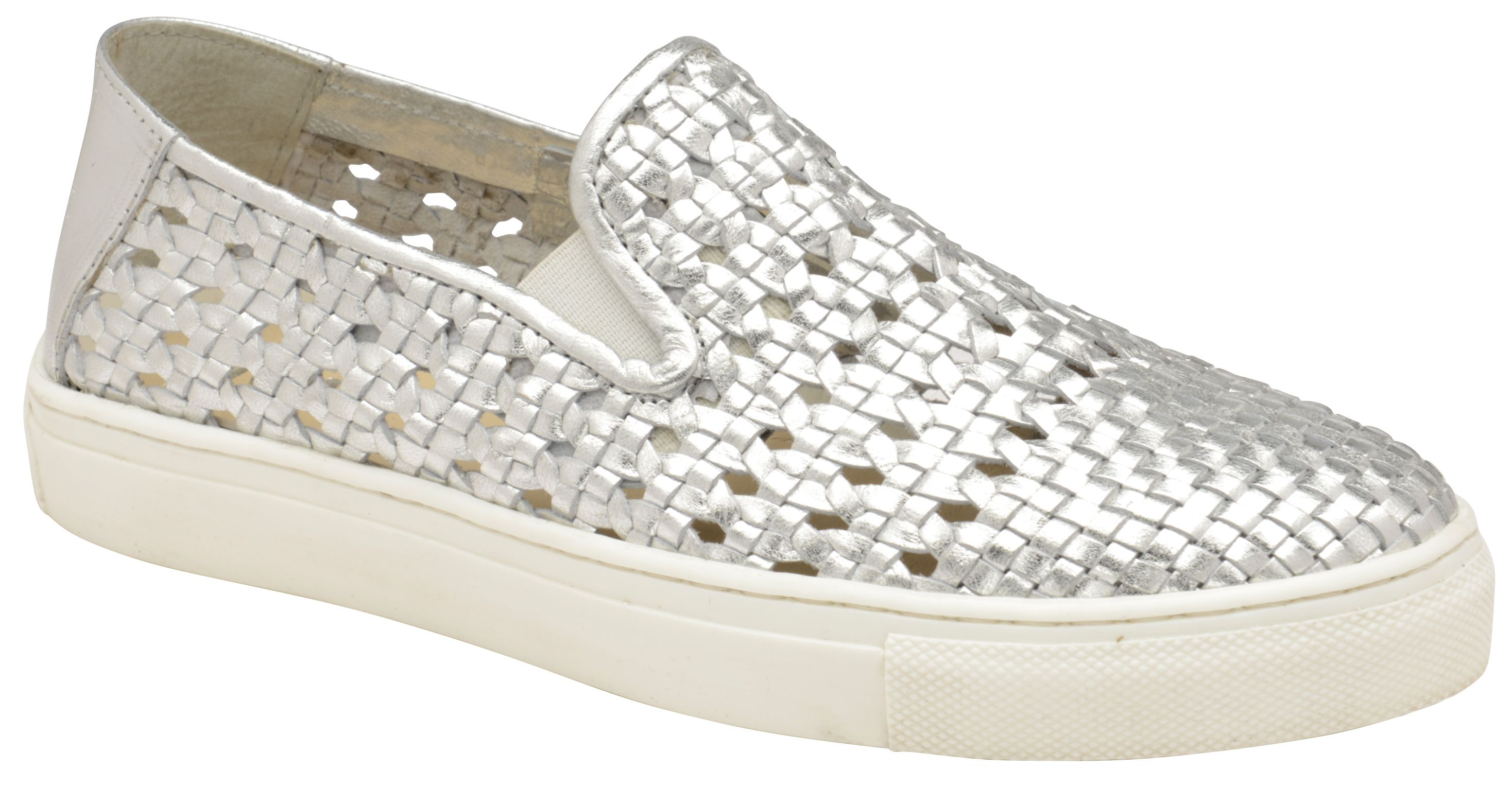 Ravel Ferndale Casual Shoes, Silverlic Silver