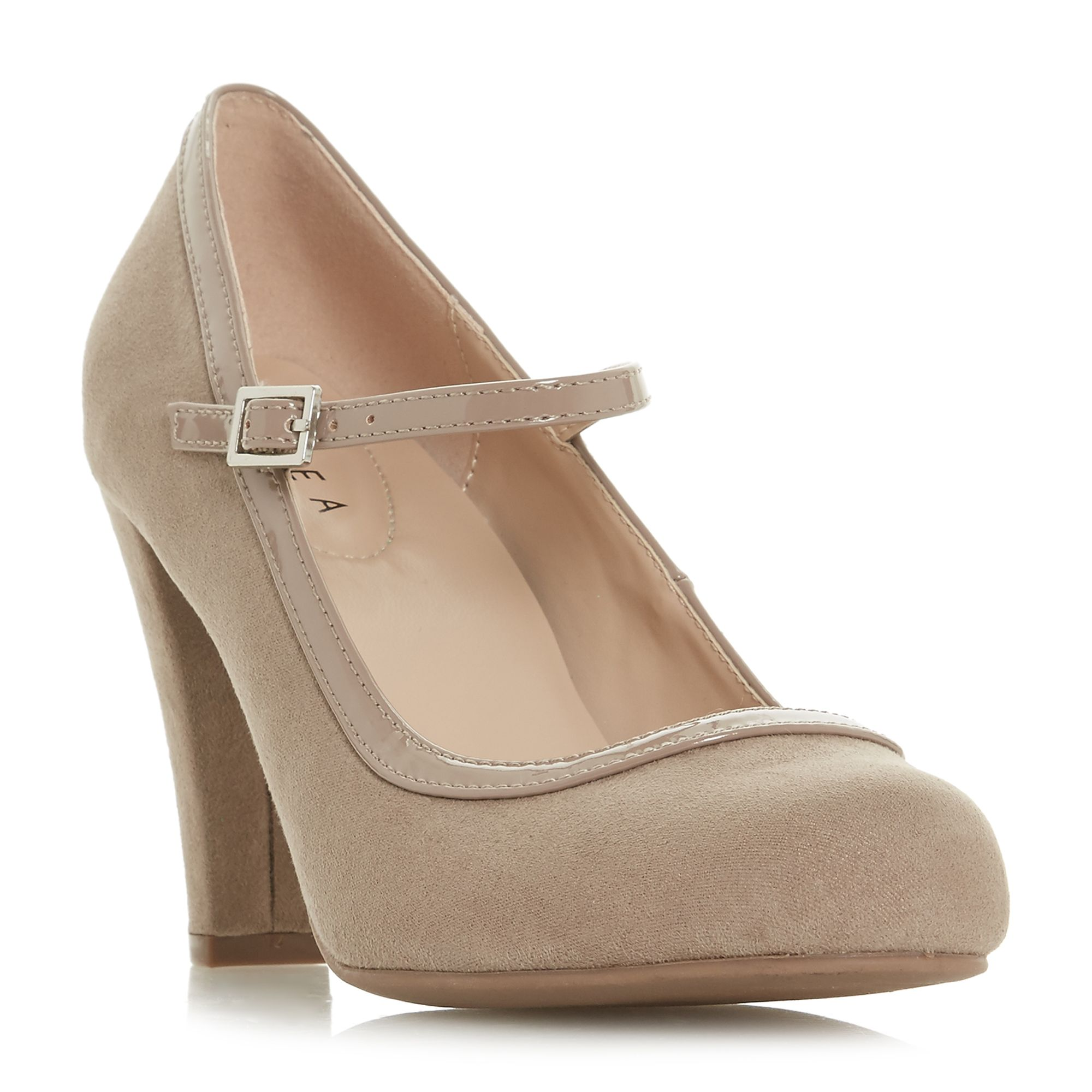 Linea Allegrah Comfort Mj Court Shoes, Taupe