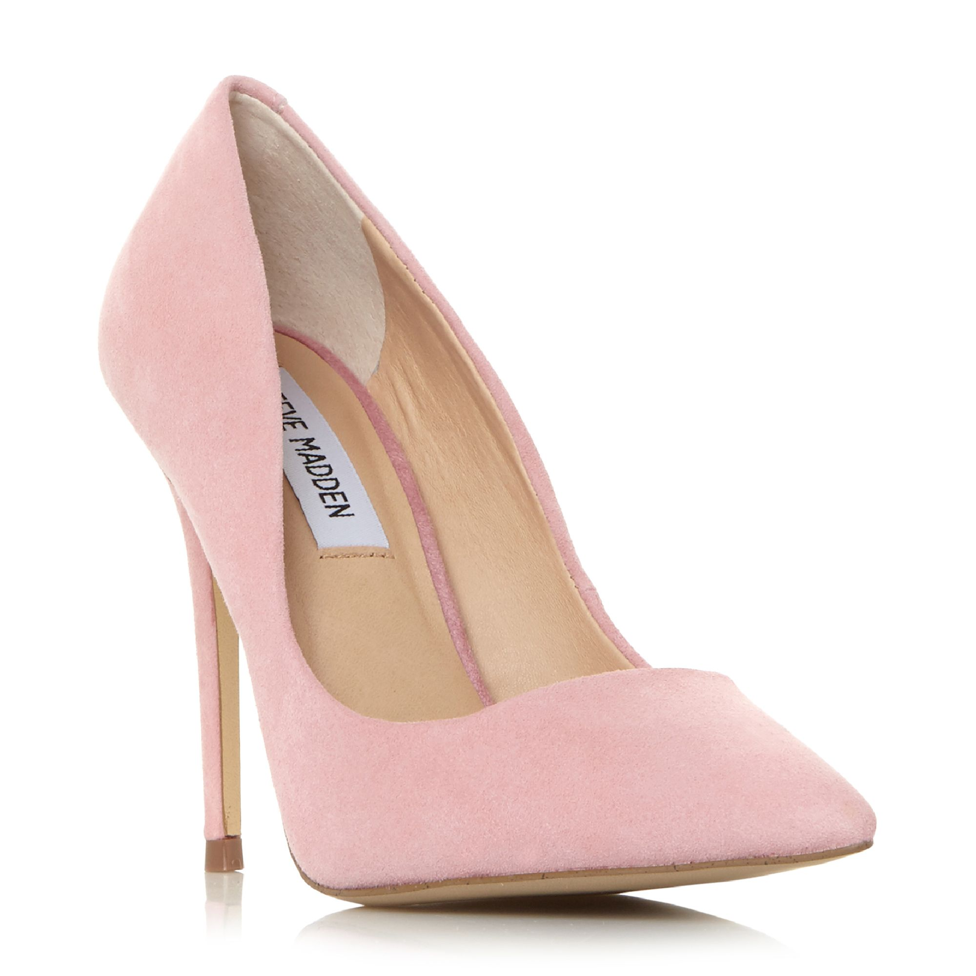 Steve Madden Daisiee Sm Point Toe Court Shoes, Pink