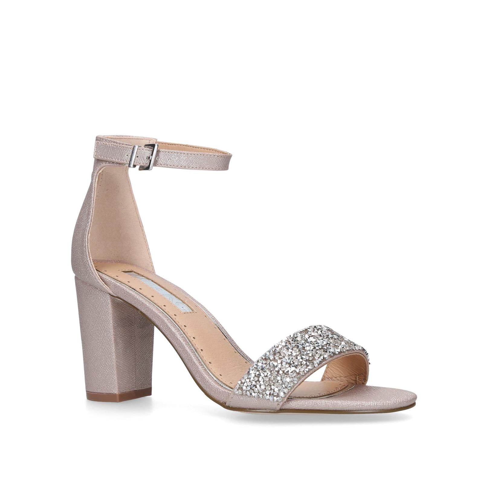 Miss KG Cadey Sandals, Nude