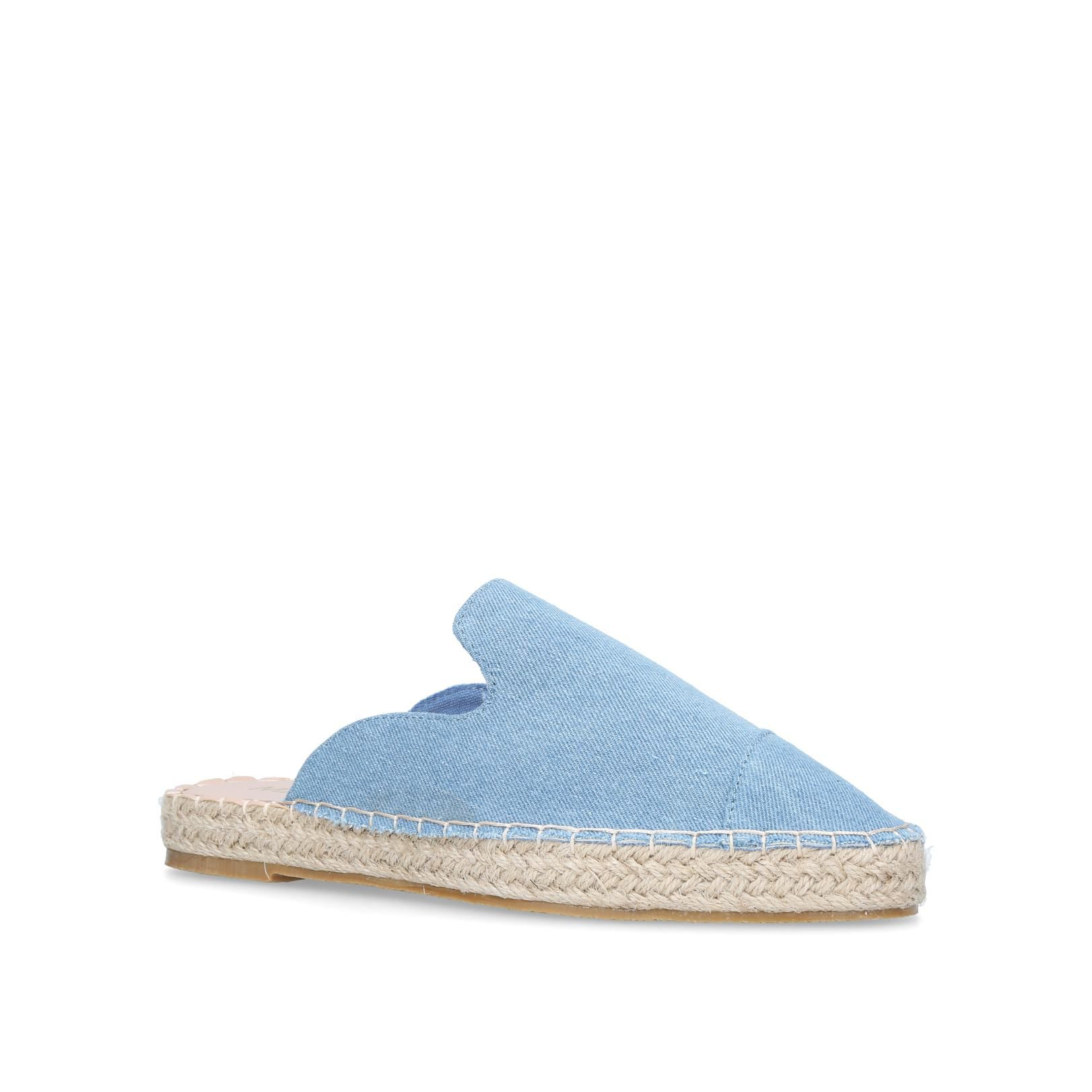 Miss KG Dabby Mules, Blue