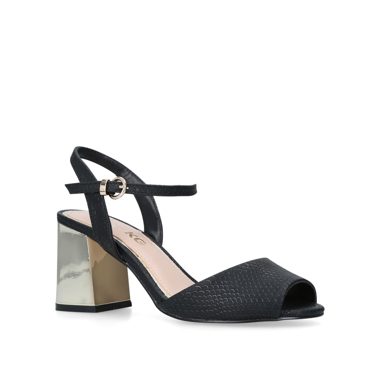 Miss KG Cara Sandals, Black