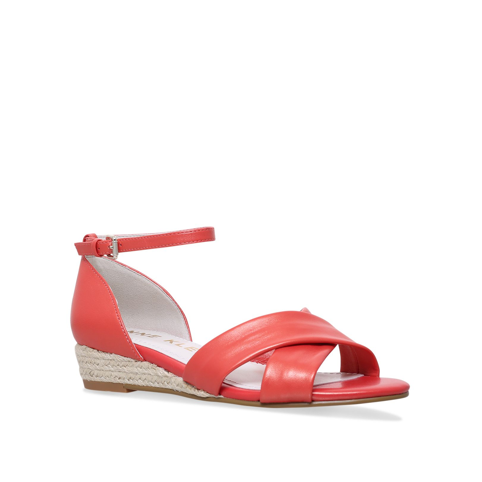 Anne Klein Nanetta Sandals, Orange