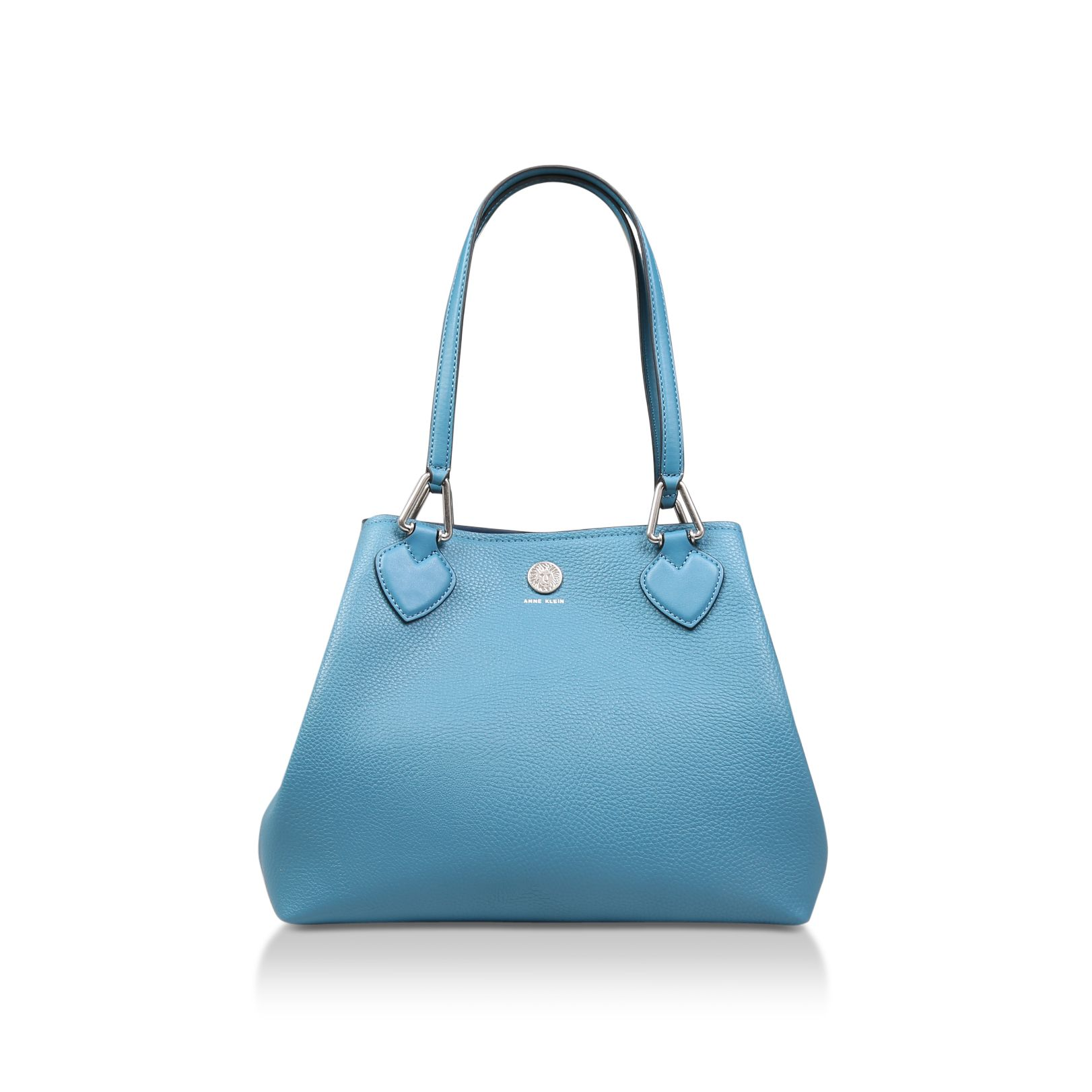 Anne Klein Hinge Tote Bag, Blue