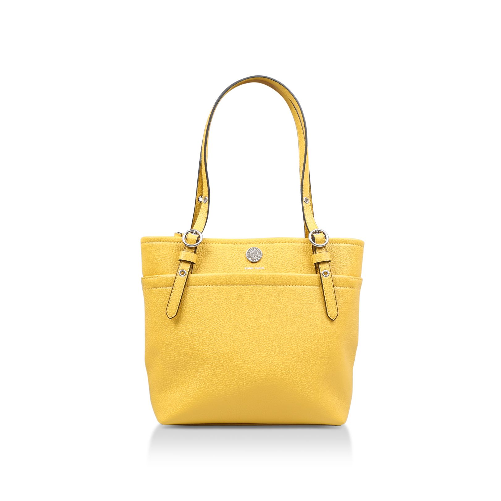 Anne Klein Pocket D1 Tote Bag, Yellow
