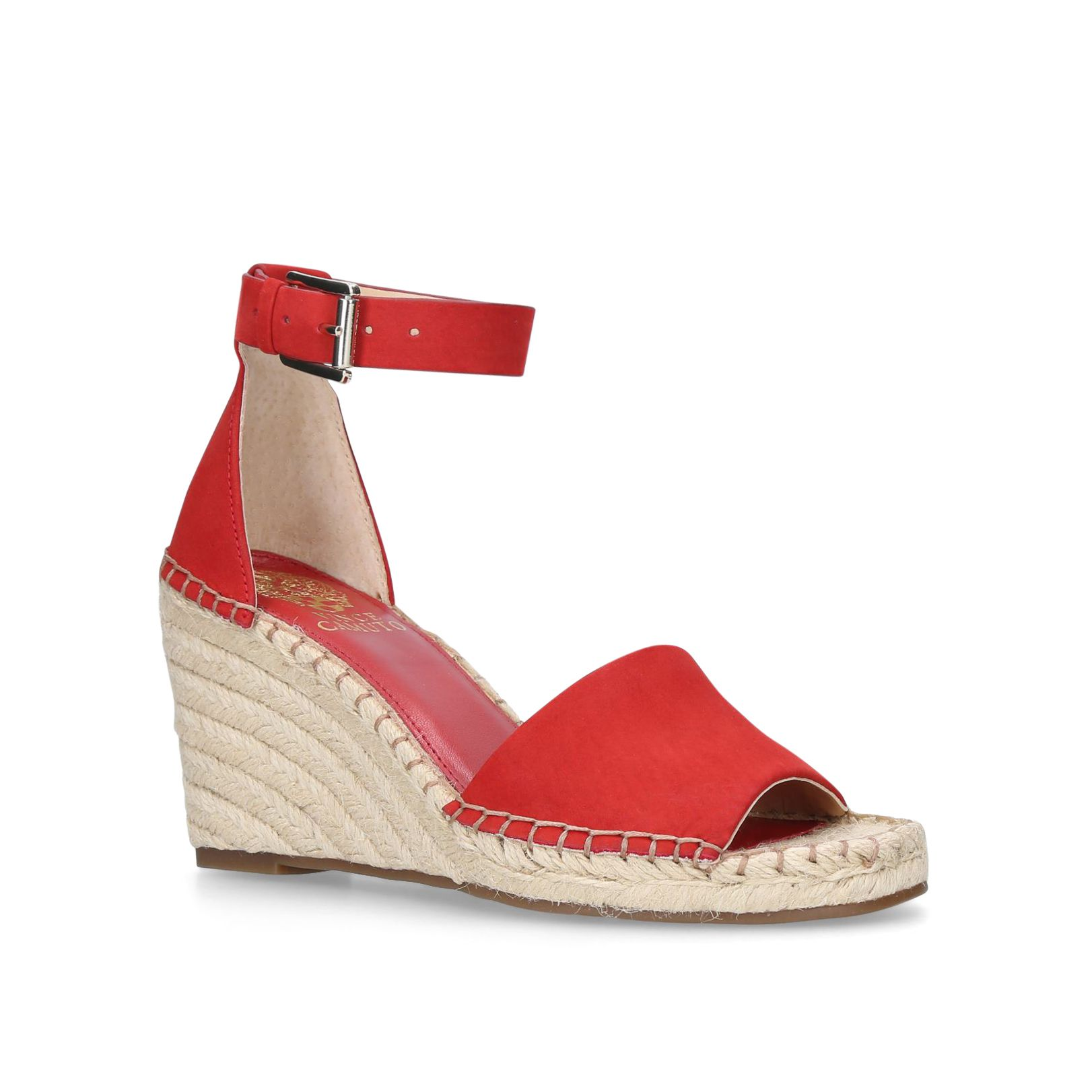 Vince Camuto Leera Sandals, Red