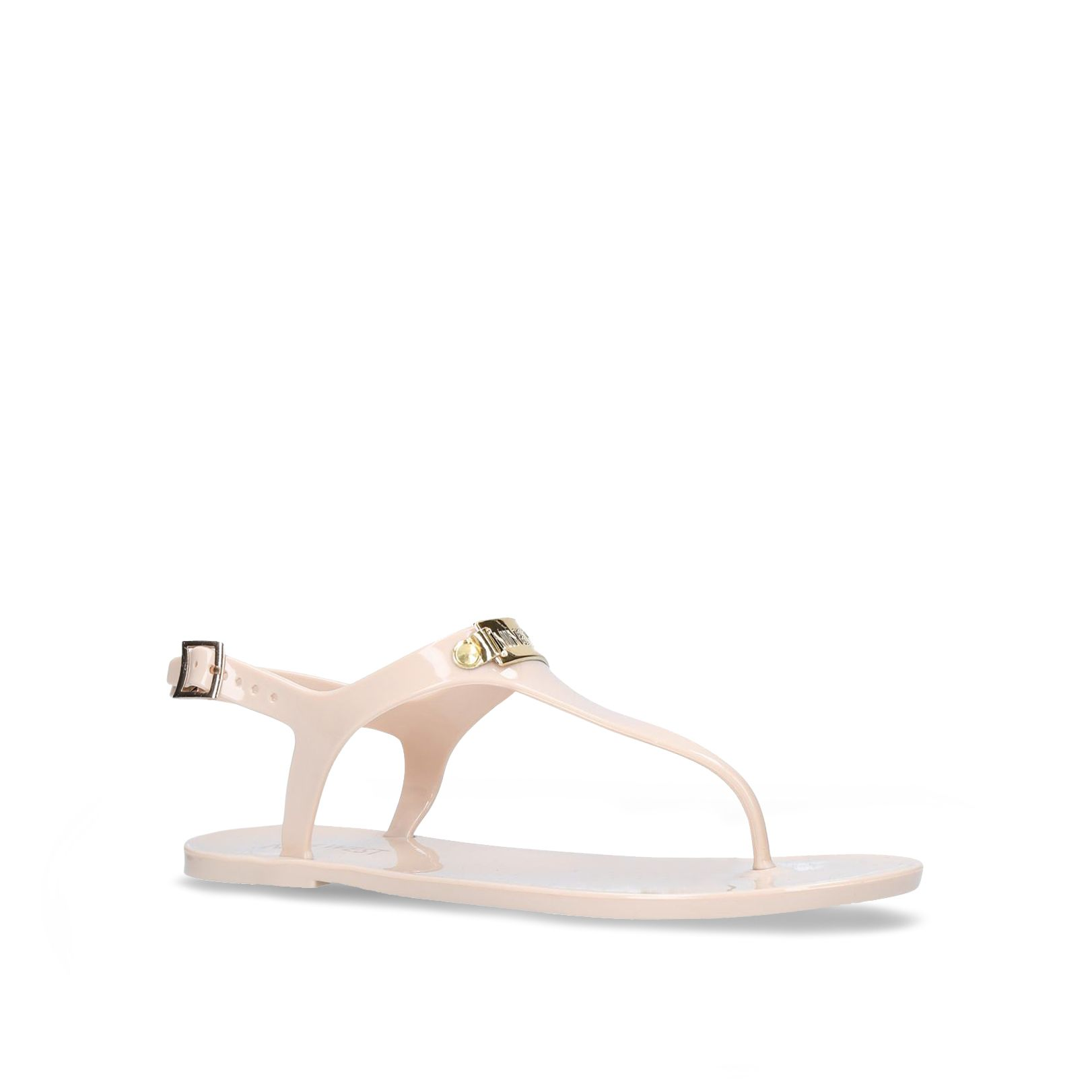 Nine West Jasmine Sandals, Nude