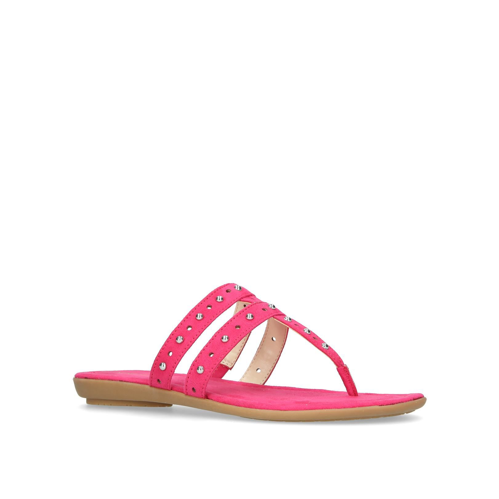 Nine West Keelova Sandals, Fuchsia