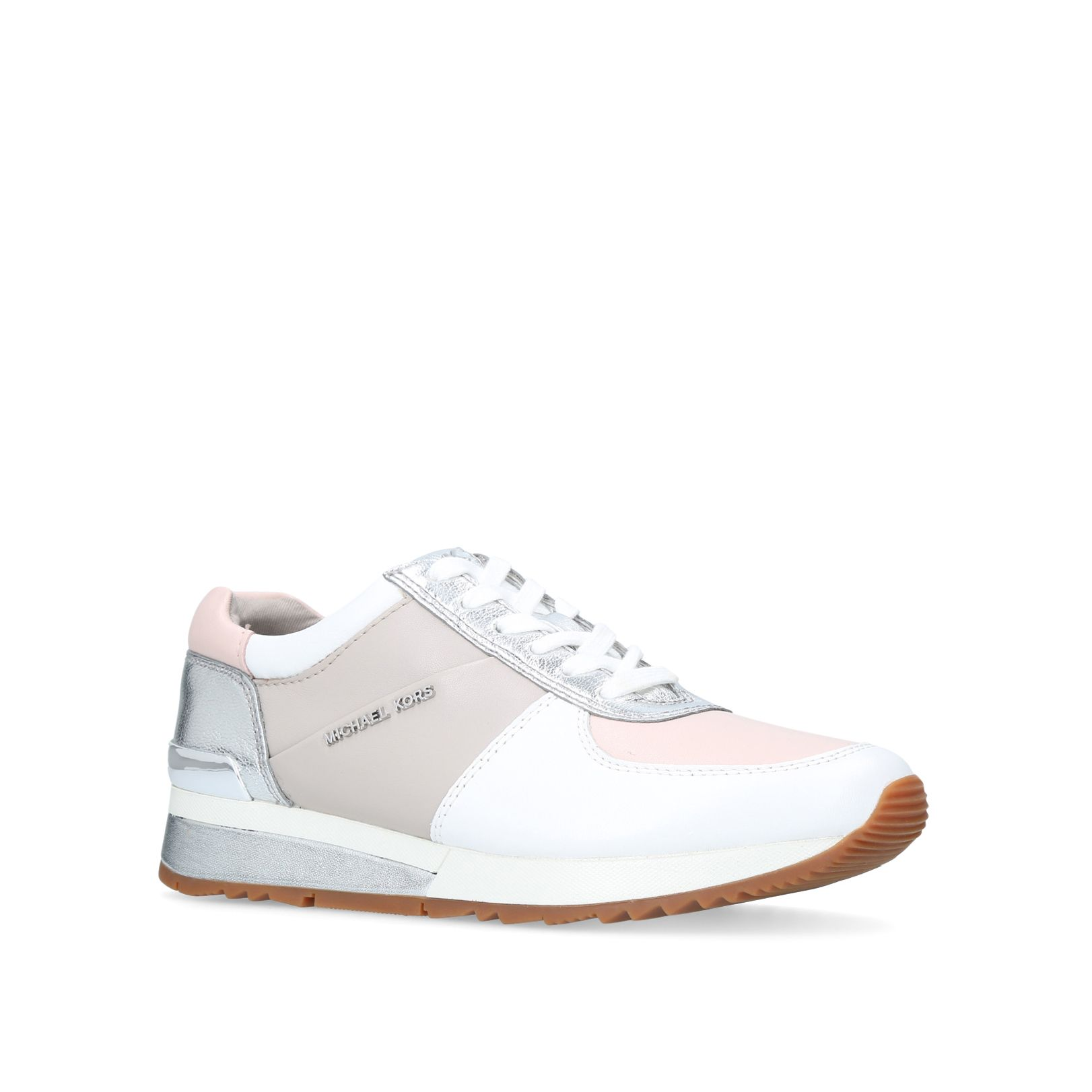 Michael Kors Allie Wrap Trainer Trainers, Pink