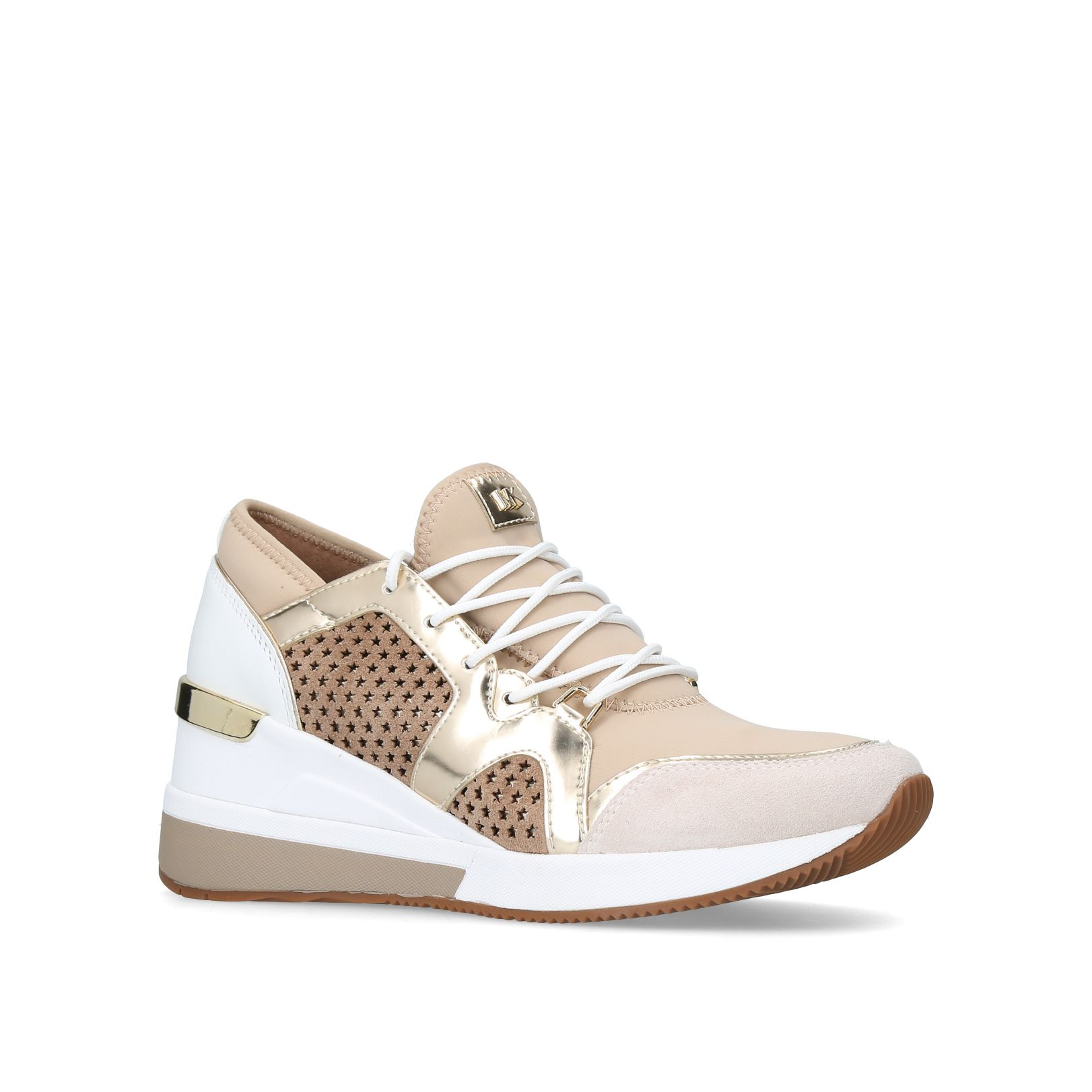 Michael Kors Scout Trainer Trainers, White