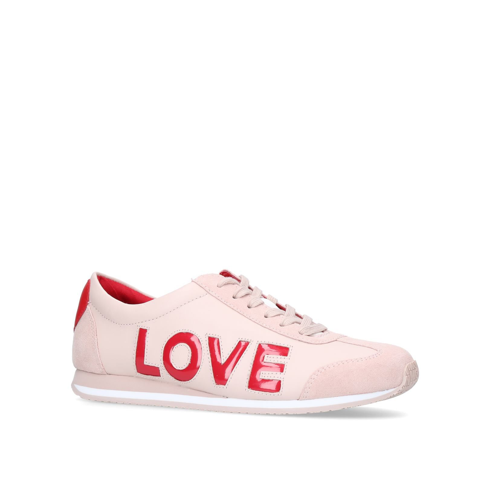 Michael Kors Kaile Love Trainer Trainers, Pink