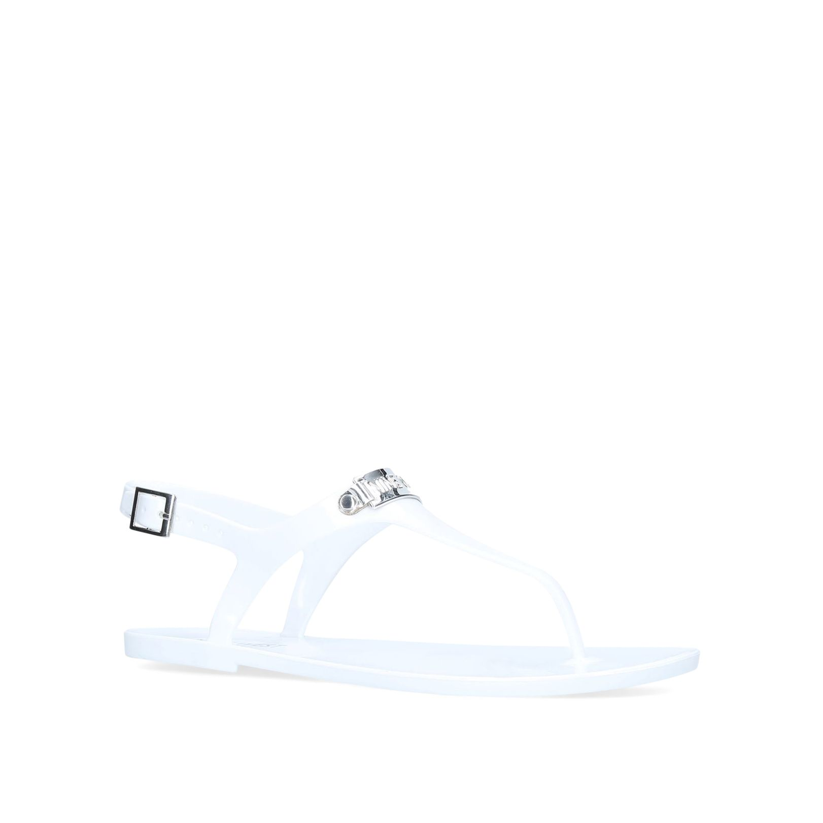 Nine West Jasmine Sandals, White