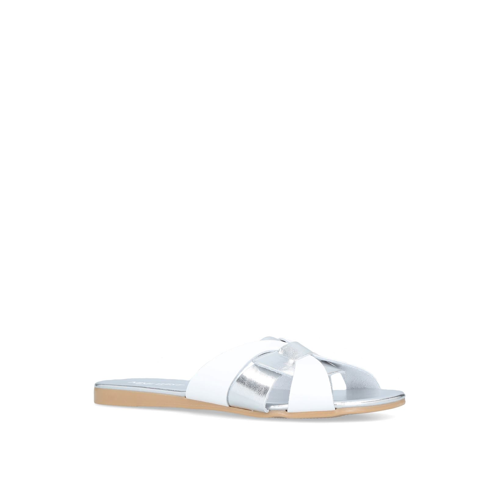 Nine West Candy Sandals, White