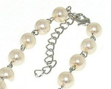 Lilli & Koe Pastel Pearl Necklace