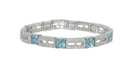 1928 Slim Stretch Bracelet