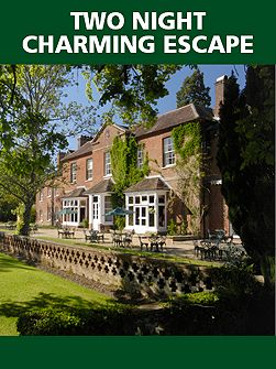 Two Night Charming Escape for Two