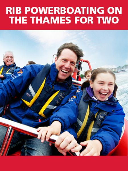 Red Letter Days RIB Powerboating for Two