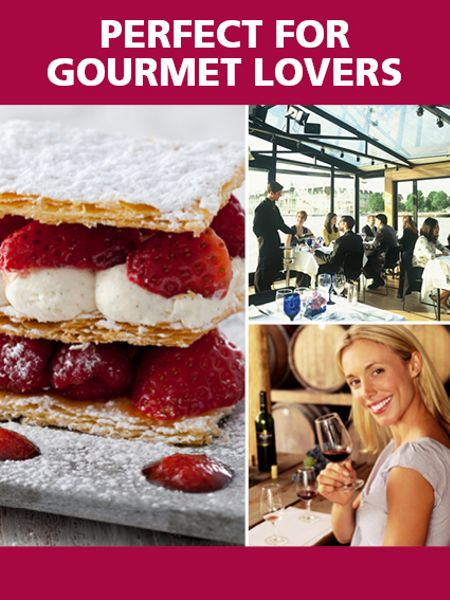 Red Letter Days Perfect for gourmet lovers