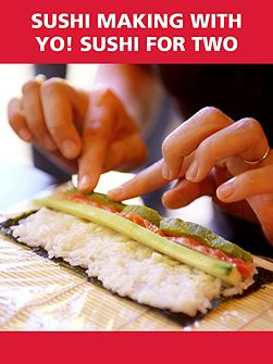 Sushi Making with YO! Sushi for Two