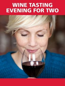Red Letter Days Wine Tasting Evening for Two