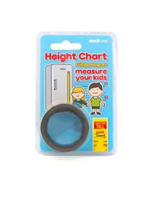 Suck UK Magnetic height chart