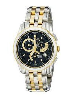 BL8004-53E mens two-tone bracelet watch