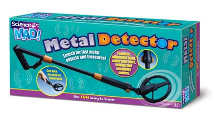 Science Mad Digital Metal Detector