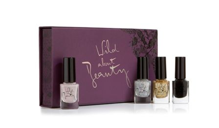 Wild about Beauty Gift Box-Midnight Luxe Nail Col