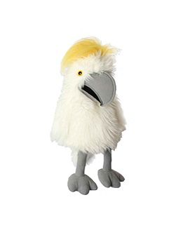 Cockatoo Puppet