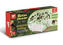 Walltastic Dinosaur Land Room Décor Kits