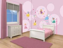 Walltastic Disney Princess Room Décor Kits