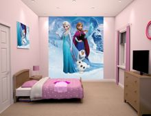 Walltastic Disney Frozen Wallpaper Mural